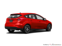 2017 Ford Focus Hatchback SEL | Photo 2 | Race Red