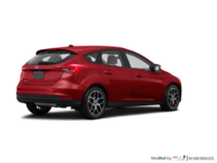 2017 Ford Focus Hatchback SEL | Photo 2 | Ruby Red