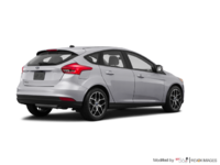 2017 Ford Focus Hatchback SEL | Photo 2 | Ingot Silver