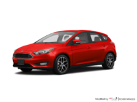 2017 Ford Focus Hatchback SEL | Photo 3 | Race Red