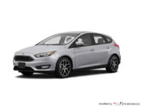2017 Ford Focus Hatchback SEL | Photo 3 | Ingot Silver