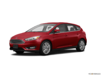 2017 Ford Focus Hatchback TITANIUM | Photo 3 | Ruby Red