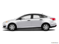 2017 Ford Focus Sedan S | Photo 1 | Oxford White