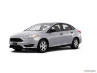 2017 Ford Focus Sedan S | Photo 3 | Ingot Silver Metallic