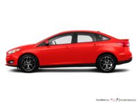 2017 Ford Focus Sedan SE | Photo 1 | Race Red
