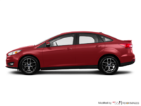 2017 Ford Focus Sedan SE | Photo 1 | Ruby Red Metallic