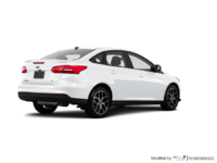2017 Ford Focus Sedan SE | Photo 2 | Oxford White