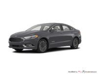 2017 Ford Fusion Hybrid PLATINUM | Photo 3 | Magnetic