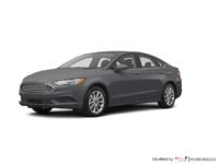 2017 Ford Fusion S | Photo 3 | Magnetic