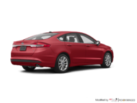 2017 Ford Fusion SE | Photo 2 | Ruby Red
