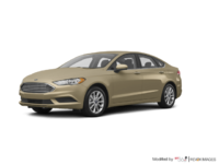 2017 Ford Fusion SE | Photo 3 | White Gold