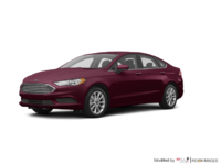2017 Ford Fusion SE | Photo 3 | Burgandy Velvet