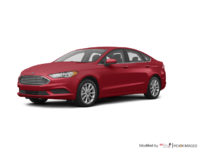 2017 Ford Fusion SE | Photo 3 | Ruby Red