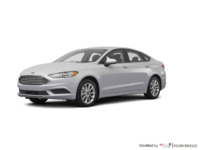 2017 Ford Fusion SE | Photo 3 | Ingot Silver