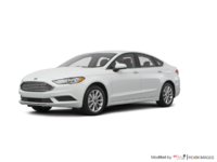 2017 Ford Fusion SE | Photo 3 | White Platinum