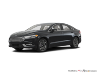 2017 Ford Fusion TITANIUM | Photo 3 | Shadow Blakc