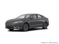 2017 Ford Fusion TITANIUM | Photo 3 | Magnetic