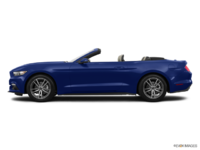 2017 Ford Mustang Convertible EcoBoost Premium | Photo 1 | Lightning Blue