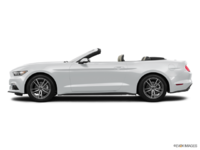 2017 Ford Mustang Convertible EcoBoost Premium | Photo 1 | White Platinum