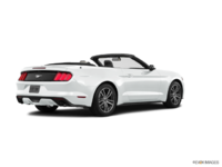 2017 Ford Mustang Convertible EcoBoost Premium | Photo 2 | Oxford White