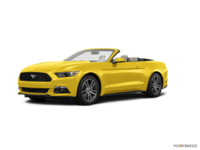 2017 Ford Mustang Convertible EcoBoost Premium | Photo 3 | Triple Yellow
