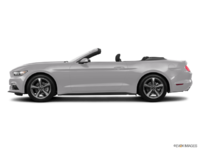 2017 Ford Mustang Convertible V6 | Photo 1 | Ingot Silver