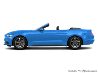 2017 Ford Mustang Convertible V6 | Photo 1 | Grabber Blue