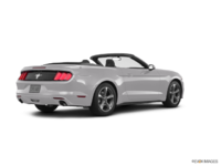 2017 Ford Mustang Convertible V6 | Photo 2 | Ingot Silver
