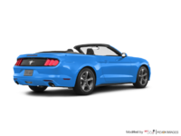 2017 Ford Mustang Convertible V6 | Photo 2 | Grabber Blue