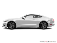 2017 Ford Mustang EcoBoost | Photo 1 | White Platinum