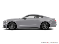 2017 Ford Mustang EcoBoost | Photo 1 | Ingot Silver