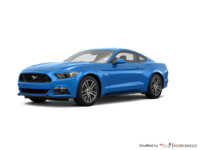 2017 Ford Mustang GT | Photo 3 | Grabber Blue