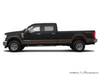 2017 Ford Super Duty F-250 KING RANCH | Photo 1 | Shadow Black/Caribou