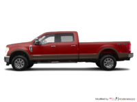 2017 Ford Super Duty F-250 KING RANCH | Photo 1 | Ruby Red/Caribou