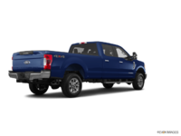 2017 Ford Super Duty F-250 KING RANCH | Photo 2 | Blue Jeans Metallic