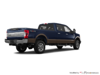 2017 Ford Super Duty F-250 KING RANCH | Photo 2 | Blue Jeans Metallic/Caribou