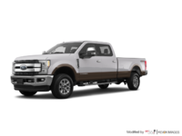 2017 Ford Super Duty F-250 KING RANCH | Photo 3 | Oxford White/Caribou