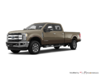 2017 Ford Super Duty F-250 KING RANCH | Photo 3 | White Gold Metallic/Caribou