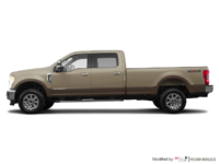 2017 Ford Super Duty F-250 LARIAT | Photo 1 | White Gold Metallic/Caribou