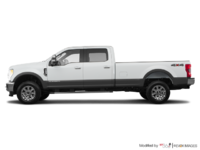 2017 Ford Super Duty F-250 LARIAT | Photo 1 | Oxford White/Magnetic
