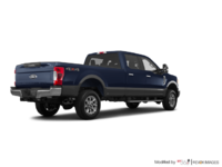 2017 Ford Super Duty F-250 LARIAT | Photo 2 | Blue Jeans Metallic/Magnetic