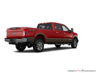 2017 Ford Super Duty F-250 LARIAT | Photo 2 | Ruby Red/Caribou