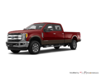 2017 Ford Super Duty F-250 LARIAT | Photo 3 | Bronze Fire/Caribou