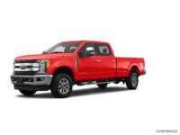 2017 Ford Super Duty F-250 LARIAT | Photo 3 | Race Red