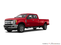 2017 Ford Super Duty F-250 LARIAT | Photo 3 | Ruby Red