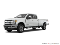 2017 Ford Super Duty F-250 LARIAT | Photo 3 | Oxford White