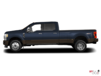 2017 Ford Super Duty F-450 LARIAT | Photo 1 | Blue Jeans Metallic/Caribou