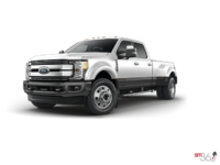 2017 Ford Super Duty F-450 LARIAT | Photo 3 | Oxford White/Magnetic