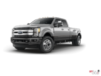 2017 Ford Super Duty F-450 LARIAT | Photo 3 | Ingot Silver Metallic/Magnetic