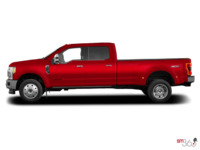 2017 Ford Super Duty F-450 LARIAT | Photo 1 | Race Red